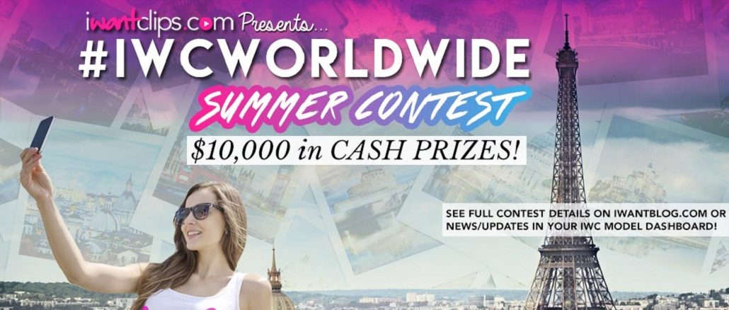 IWC World Wide Summer Contest