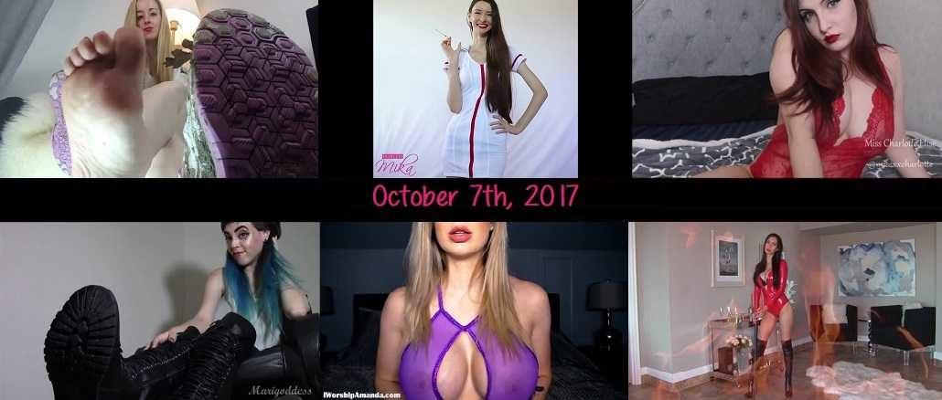 October 7th, 2017